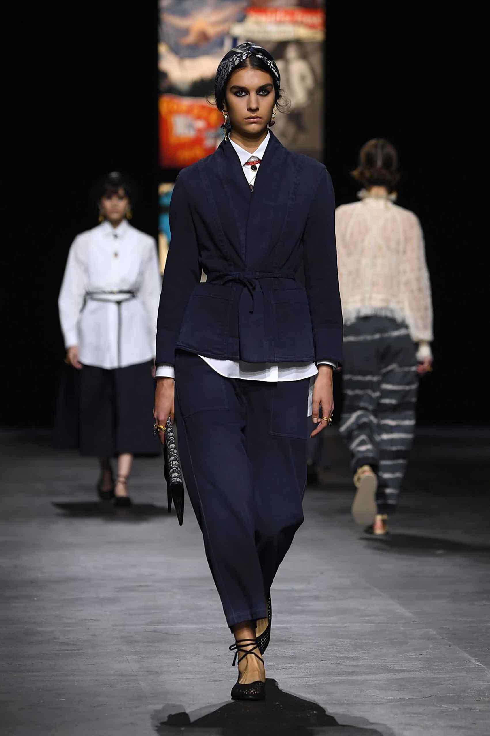 אזעקת טרנד: מגמות הנעליים המובילות קיץ 2021. Dior.