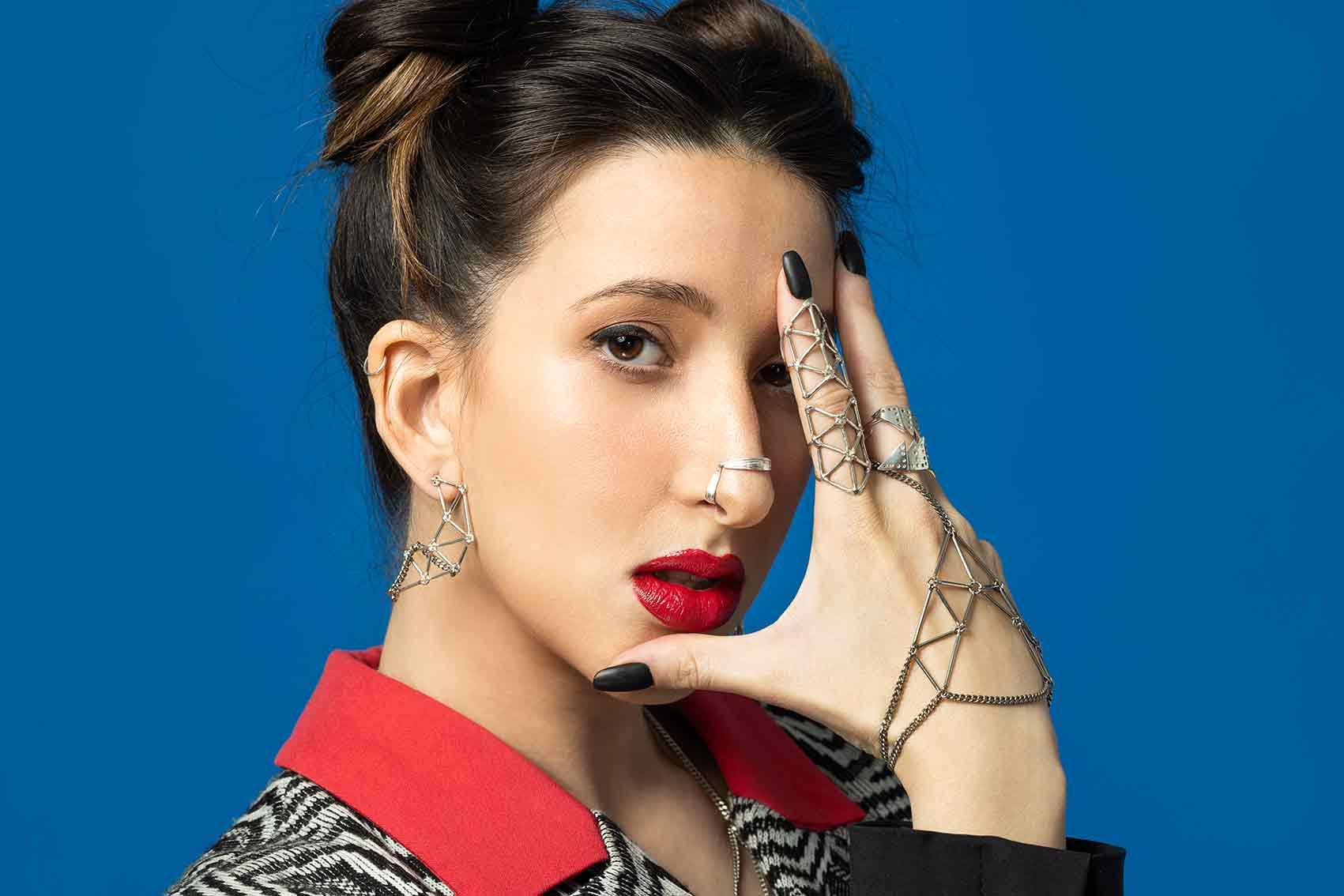 אמה אל שיר - צילום: אוהד ארידן. עיצוב אופנה: מעוז דהאן - נובוריש דוג