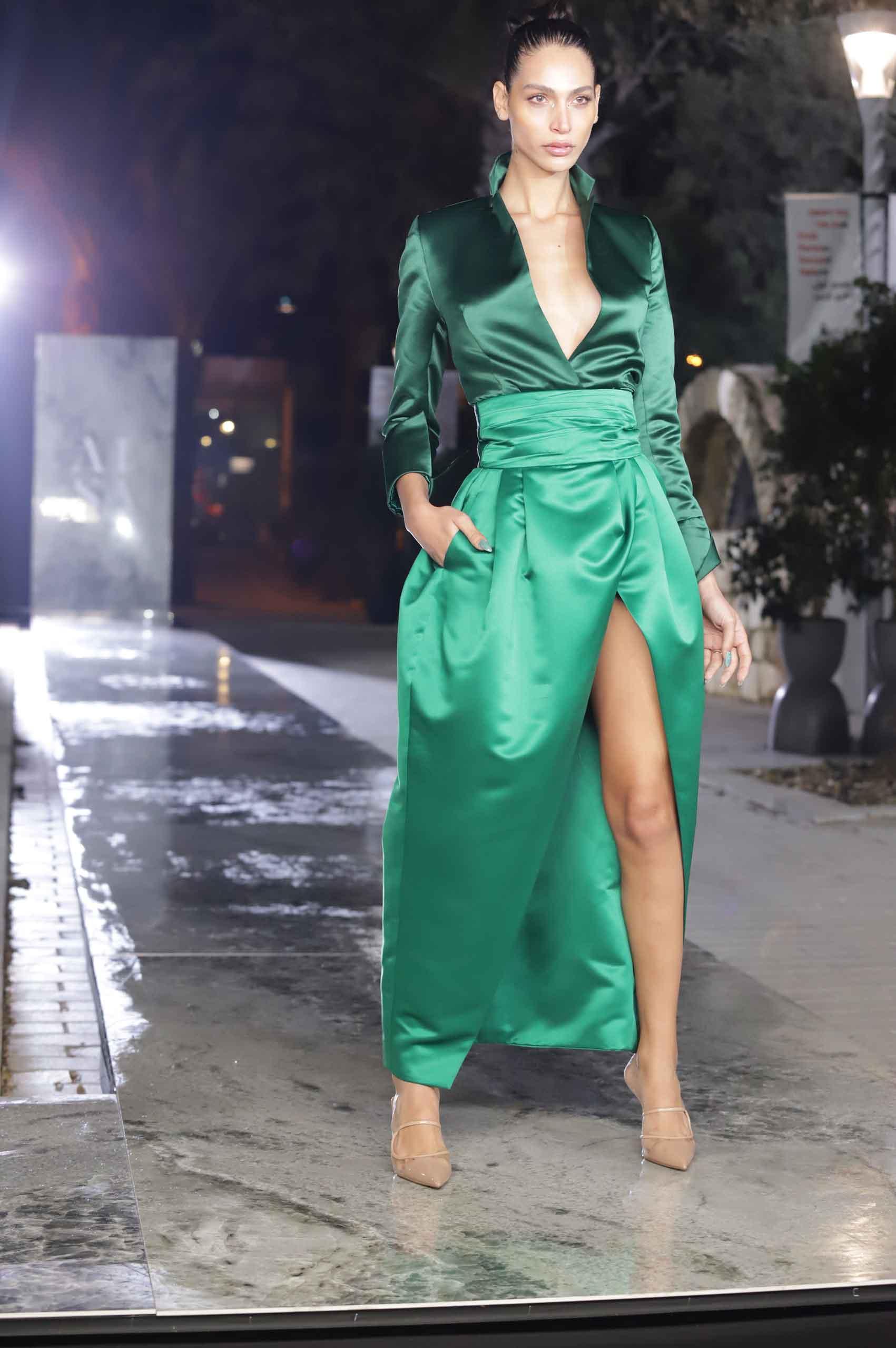 """אסיה, קולקציית ME בשבוע האופנה קורנית ת""""א. צילום: אבי ולדמן-8521"""