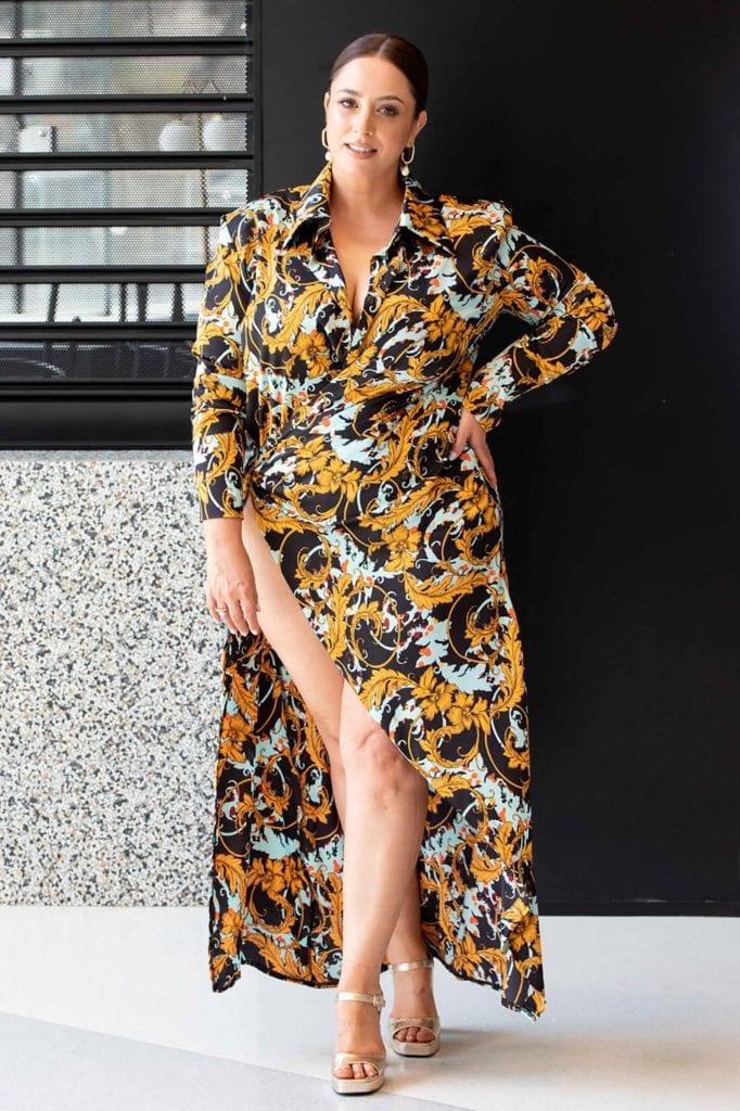 טלי ארבל לובשת אסיה, צילום: שלי פדן-לורבר-256