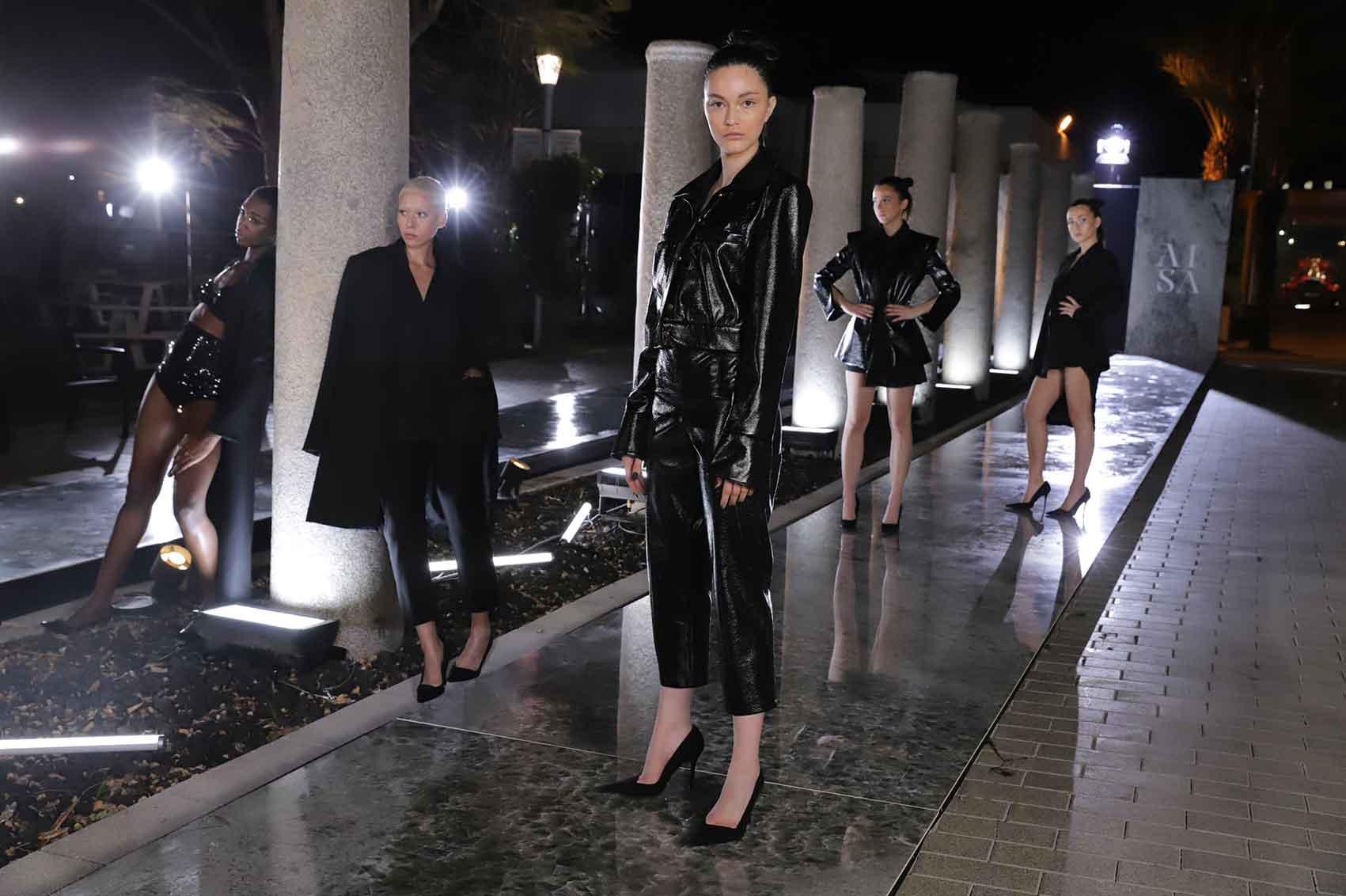 """אסיה, קולקציית ME בשבוע האופנה קורנית ת""""א. צילום: אבי ולדמן-17"""