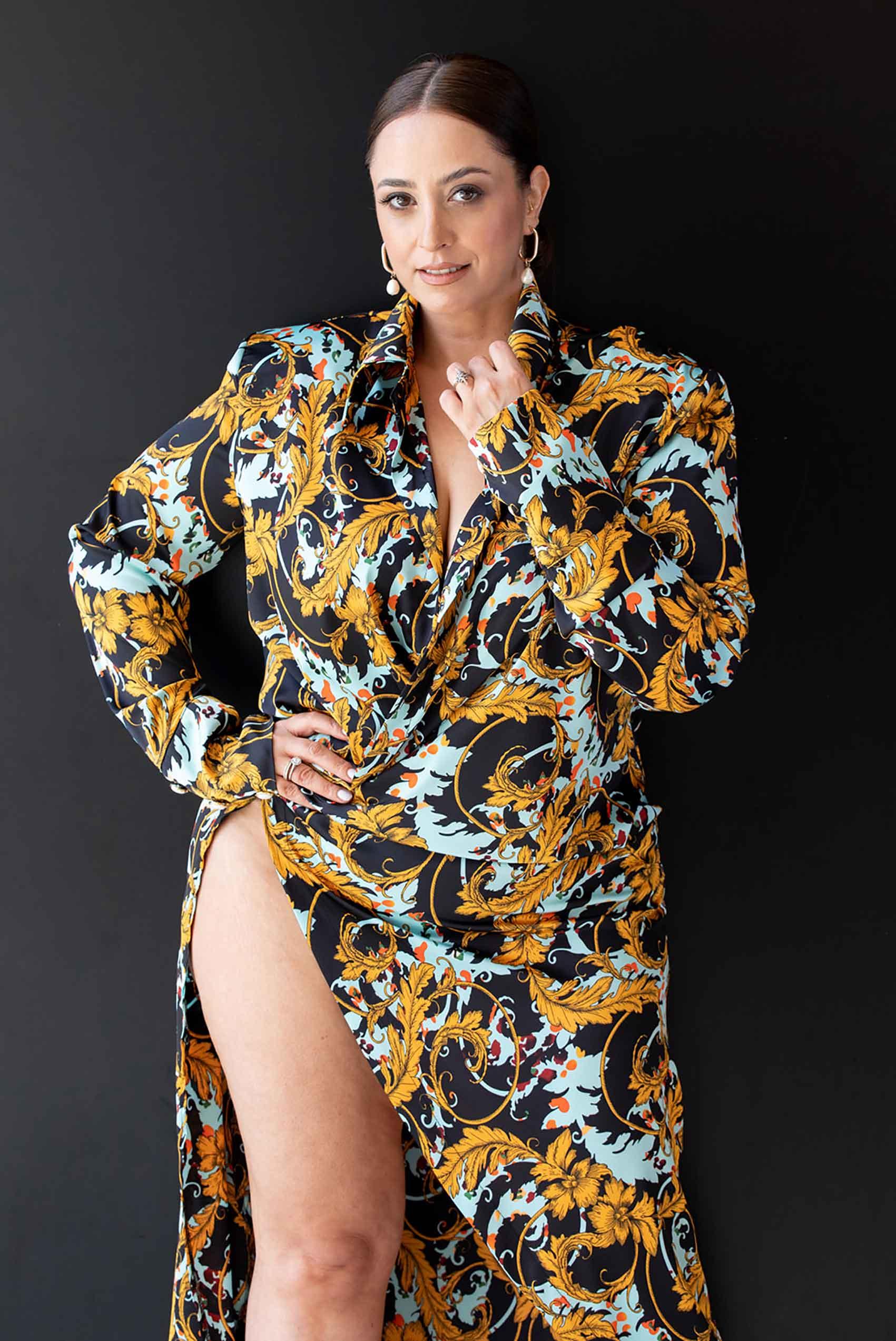 טלי ארבל לובשת אסיה, צילום: שלי פדן-לורבר-80