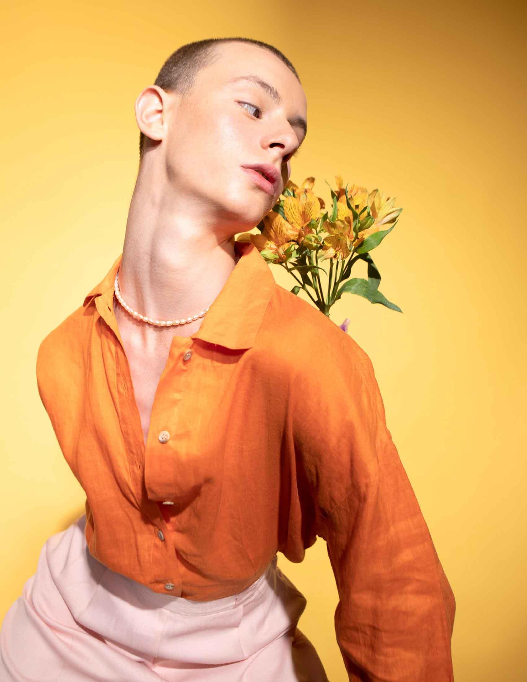 Photographer: Daniel Noy Dor Model: Idan Marin Stylist: Maayan Naftali Makeup: Roni Ben Ami Assistant: Tomer Hershkovitz-2