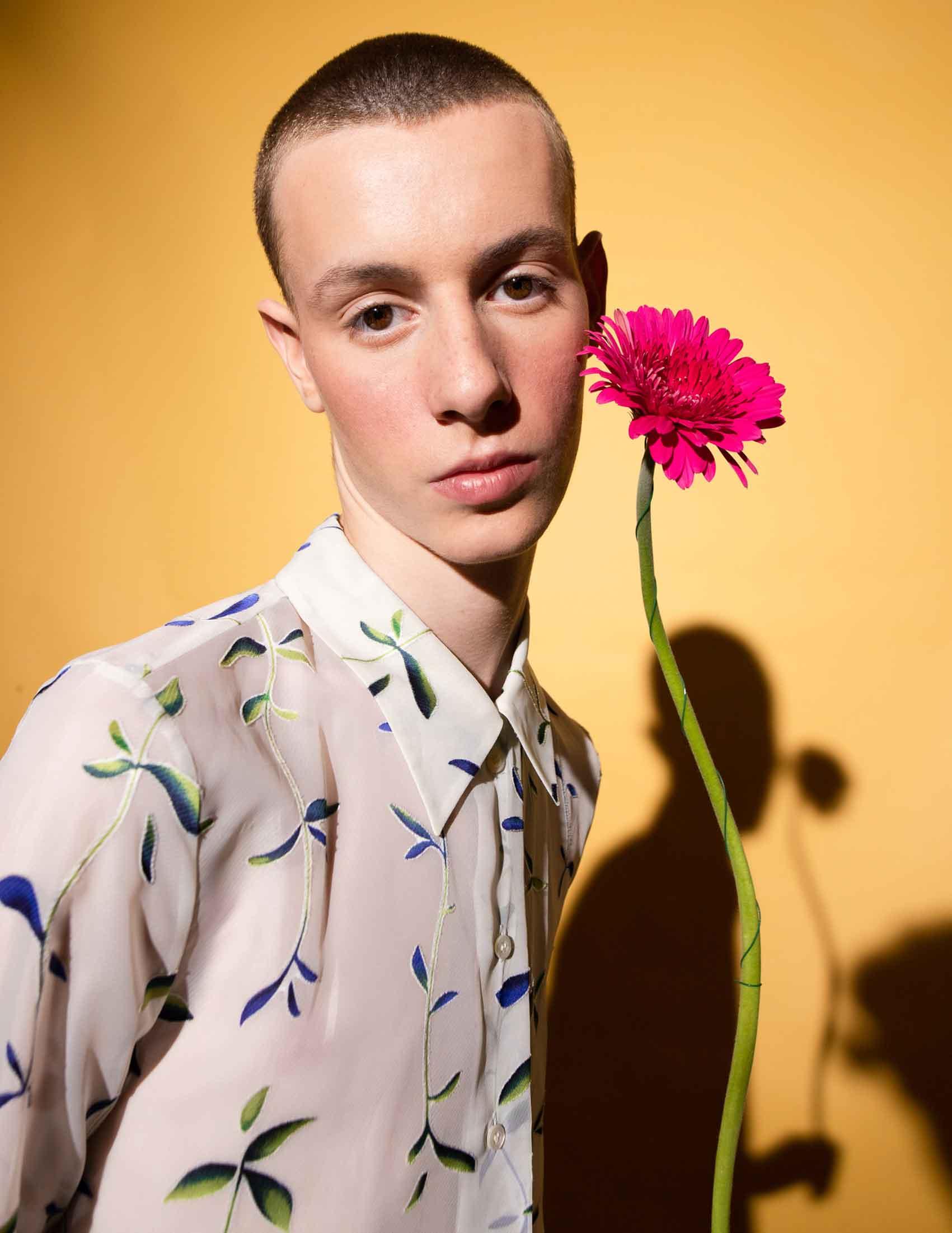 Photographer: Daniel Noy Dor Model: Idan Marin Stylist: Maayan Naftali Makeup: Roni Ben Ami Assistant: Tomer Hershkovitz12