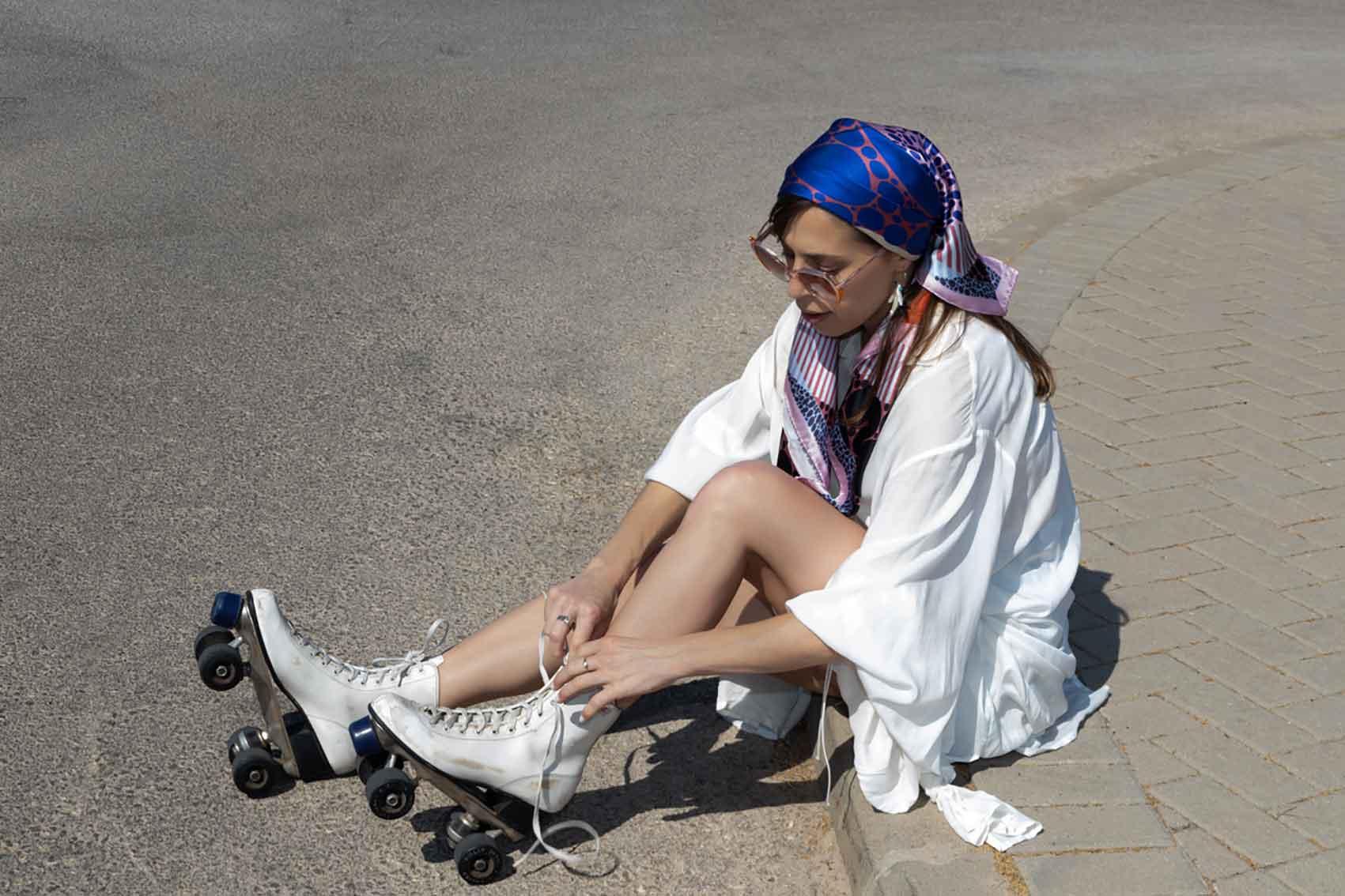 צילום: שירן קפלן, סטיילינג: אור צפריר, איפור ושיער: שולמית גלעדי, דוגמניות:שירן זריהן, שירן מוסטובוי - Fashion Israel - מגזין אופנה ישראלי-08