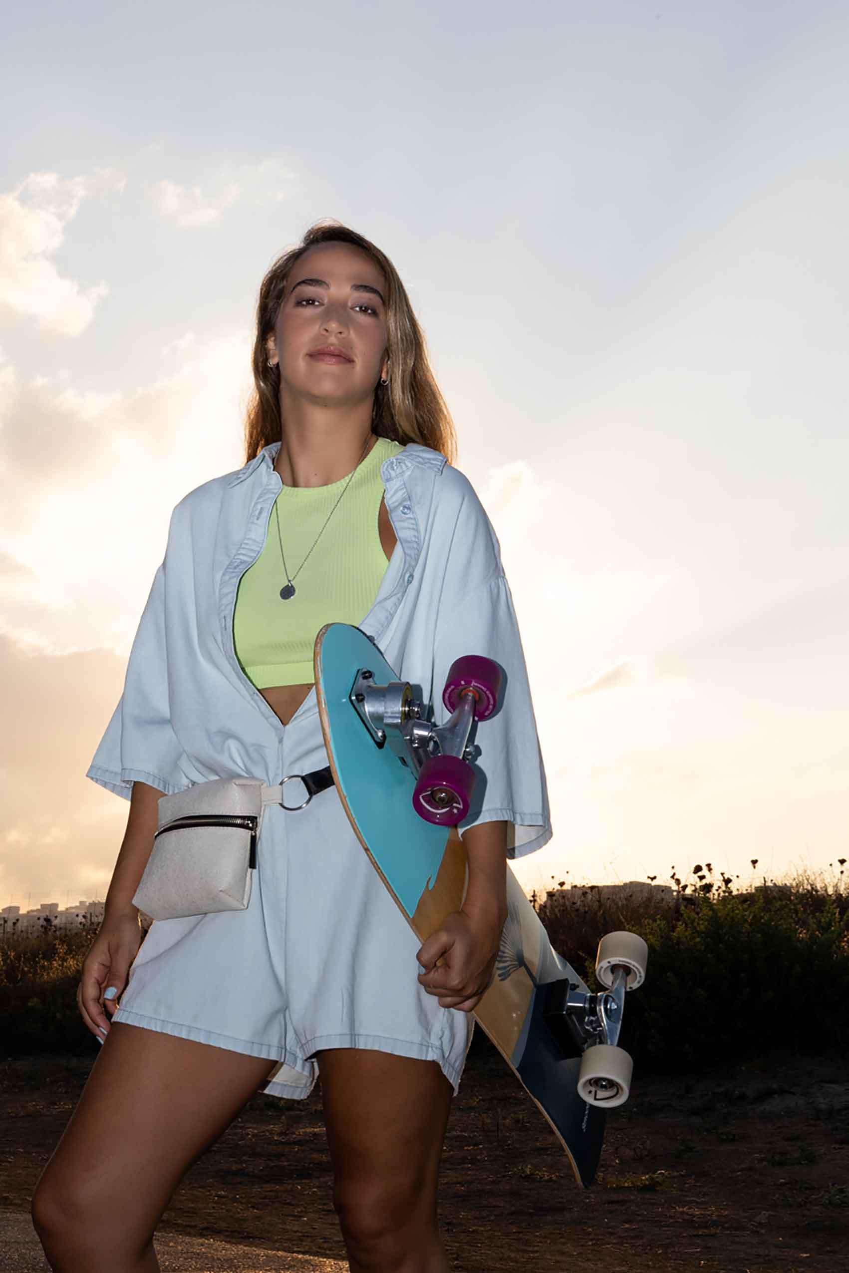 צילום: שירן קפלן, סטיילינג: אור צפריר, איפור ושיער: שולמית גלעדי, דוגמניות:שירן זריהן, שירן מוסטובוי - Fashion Israel - מגזין אופנה ישראלי-8
